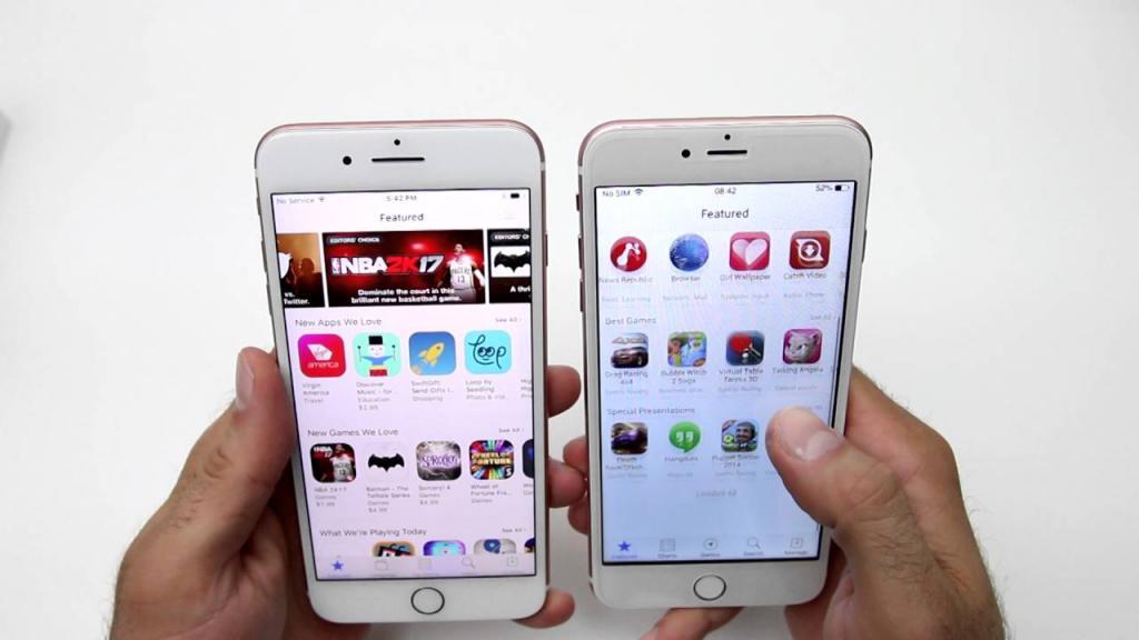 Восстановленные в Китае и в фирме Apple телефоны