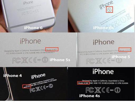 Айфоны без сертификации РСТ