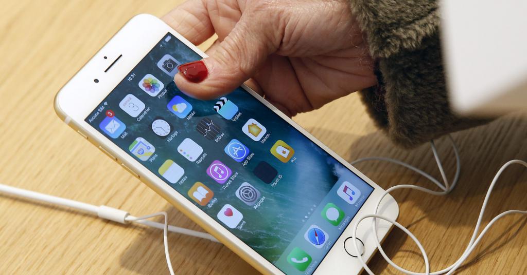 очему айфон быстро разряжается и заряжается