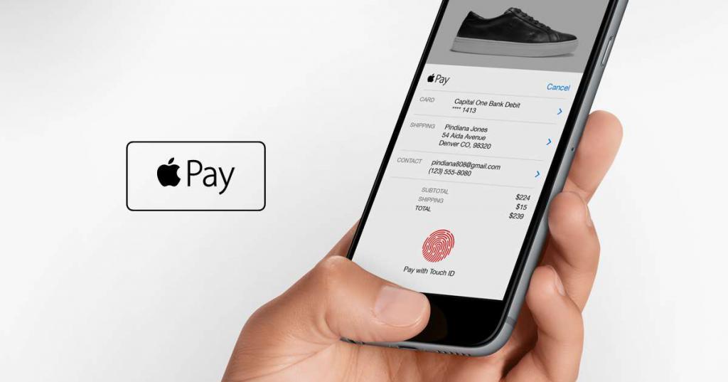 c8c554555f103 Как пользоваться Apple Pay: пошаговая инструкция, характеристики,  применение и отзывы
