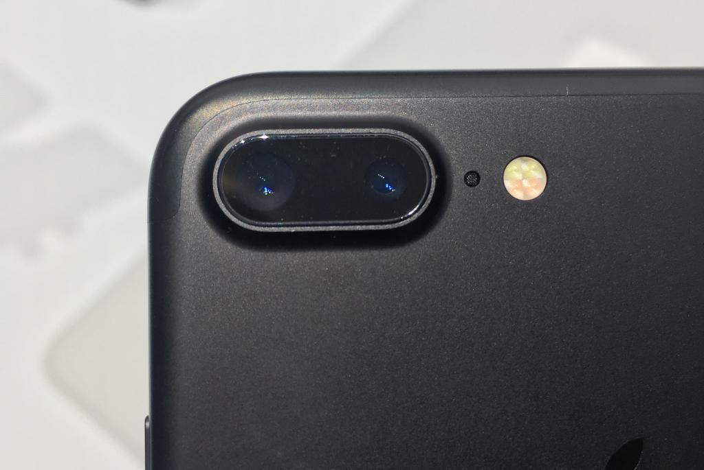 Камера iPhone 7 plus