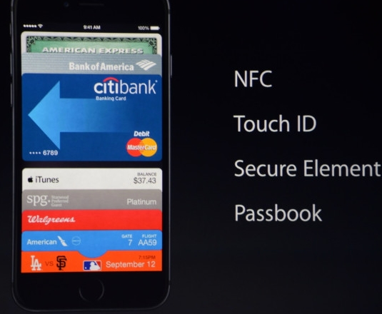 Apple Pay iPhone 6 s