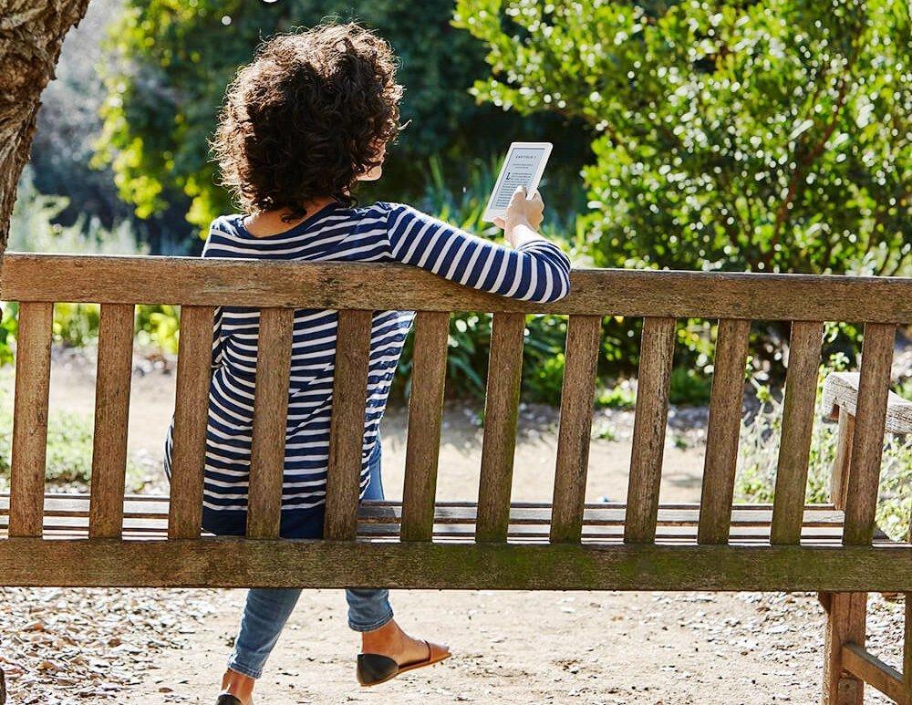 Читать Kindle удобно