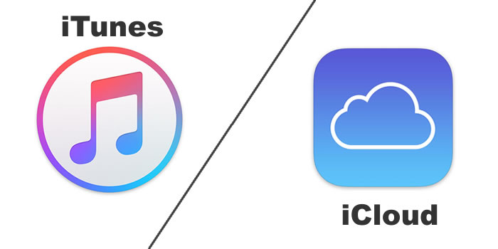 itunes and icloud