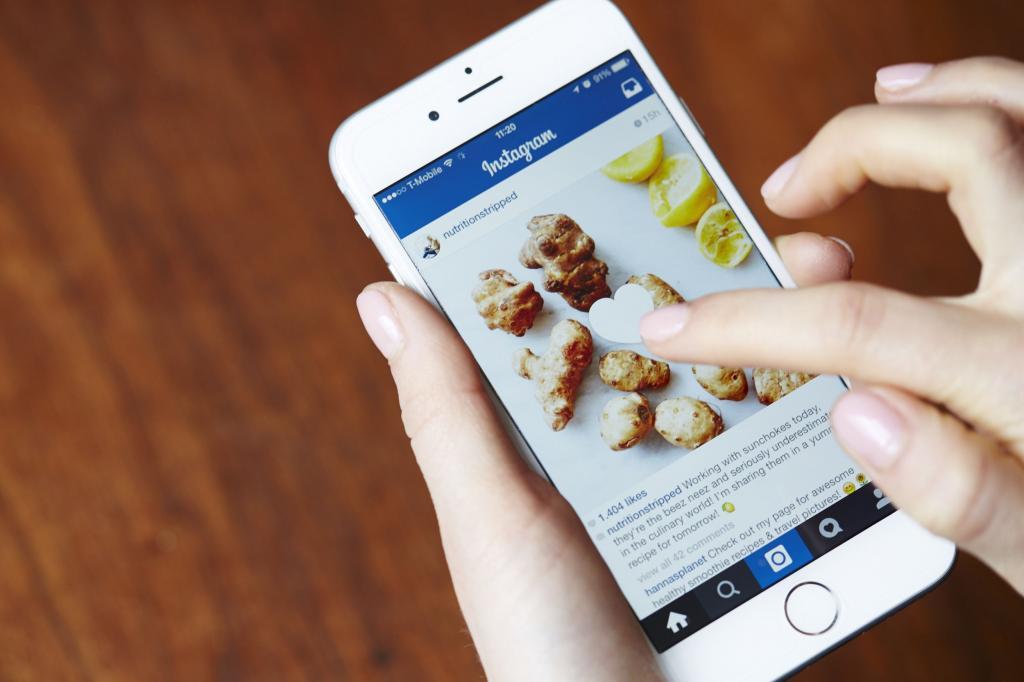 как загружать фотографии в инстаграм со смартфона просто