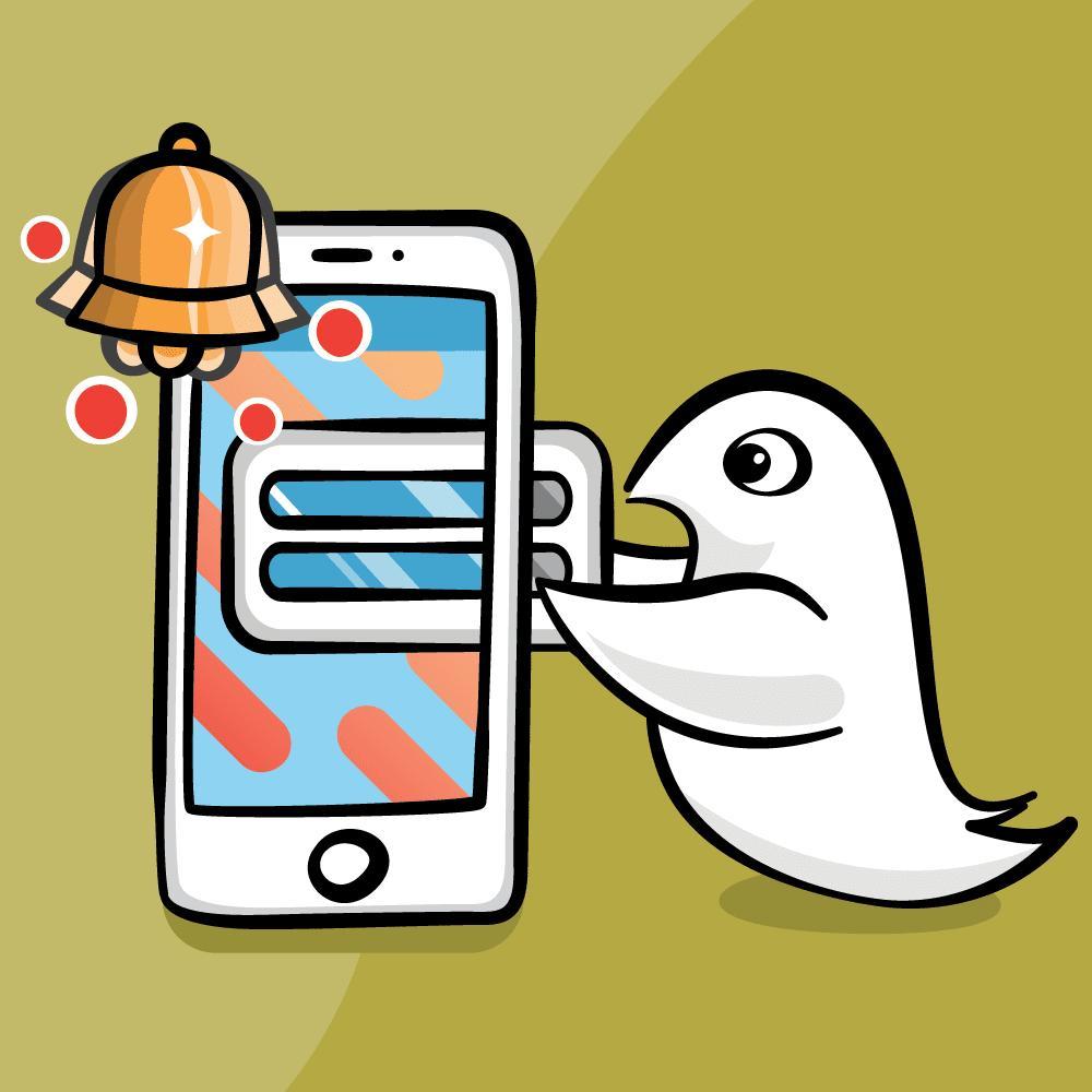 как отключить push-уведомления на iphone 7
